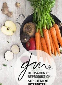 Photo produits culinaires Légumes - Delphine Guichard - Photographe culinaire