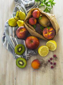 Photo produits culinaires Tableau de fruits - Delphine Guichard - Photographe culinaire