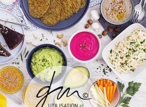 Photo produits culinaires Illustration de chapitre - Simplement bio, simplement bon - Delphine Guichard - Photographe culinaire