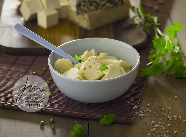 Photo produits culinaires Les tofus, le tofu soyeux - Delphine Guichard - Photographe culinaire