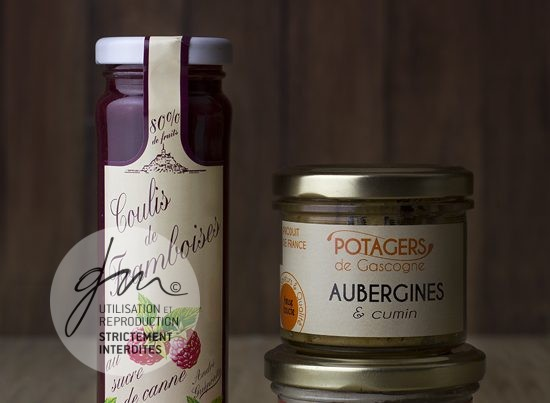 Photo produit Conserves - Foodiz Box - Delphine Guichard - Photographe culinaire
