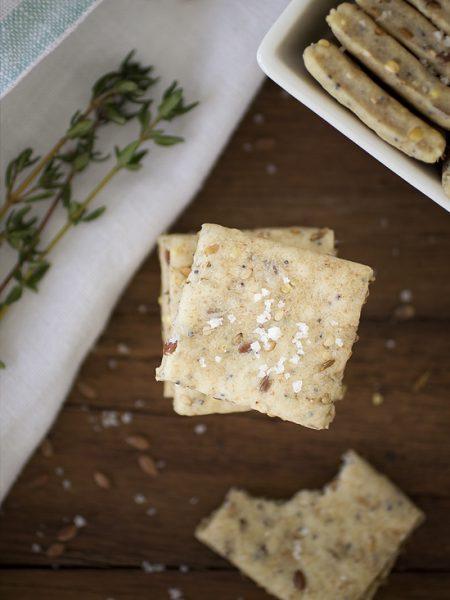 Photo recette Crackers - Marlette - Box Bonjour French Food - Delphine Guichard - Photographe culinaire