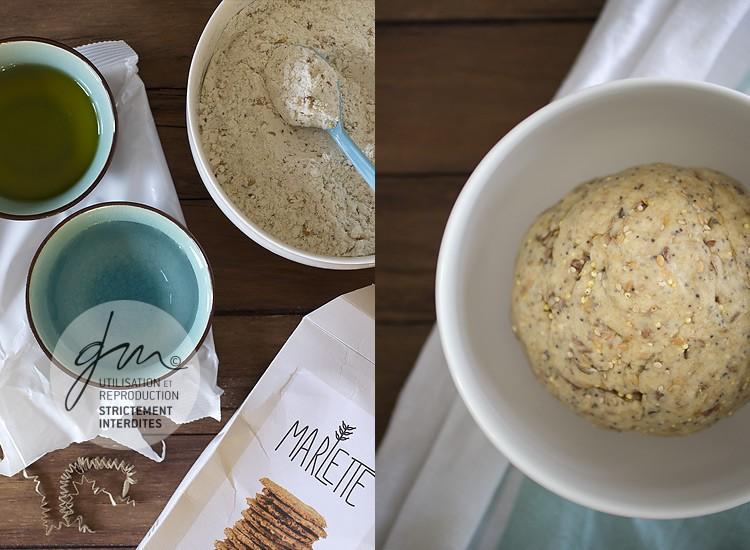 Photo recette Préparation bio - Marlette box Bonjour Frenche Food - Delphine Guichard - Photographe culinaire