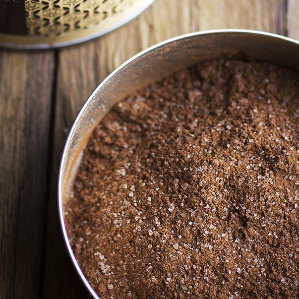 Poudre chocolat tiramisu