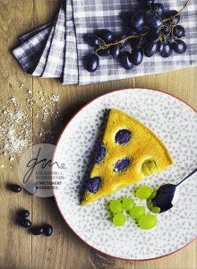 Photo recettes Tarte raisins amande - La Vie Claire Aurélie d'Assignie - Delphine Guichard - Photographe culinaire