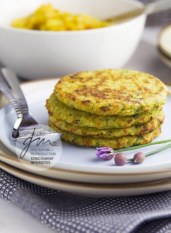 Photo recette Galette aux petits flocons - Simplement bio, simplement bon - Delphine Guichard - Photographe culinaire