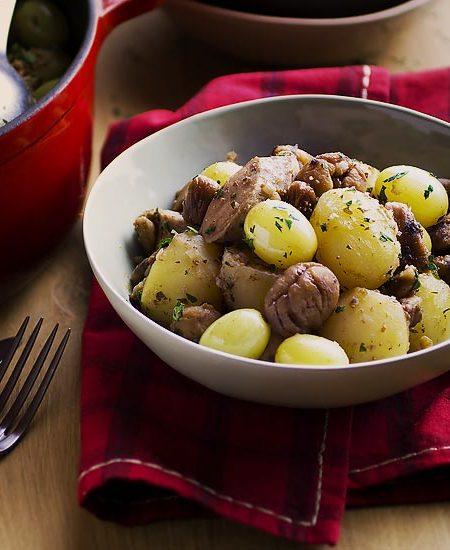 Photo recettes Petit miroton d'automne - La Vie Claire Aurélie d'Assignie - Delphine Guichard - Photographe culinaire