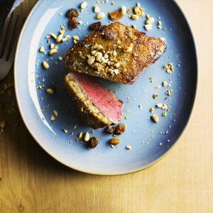 Photo recettes Boeuf croquant aux fruits secs - La Vie Claire Aurélie d'Assignie - Delphine Guichard - Photographe culinaire